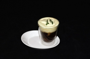 soep - Irish coffee van wildbouillon